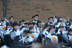 BHS Band 2014 - Senior Night